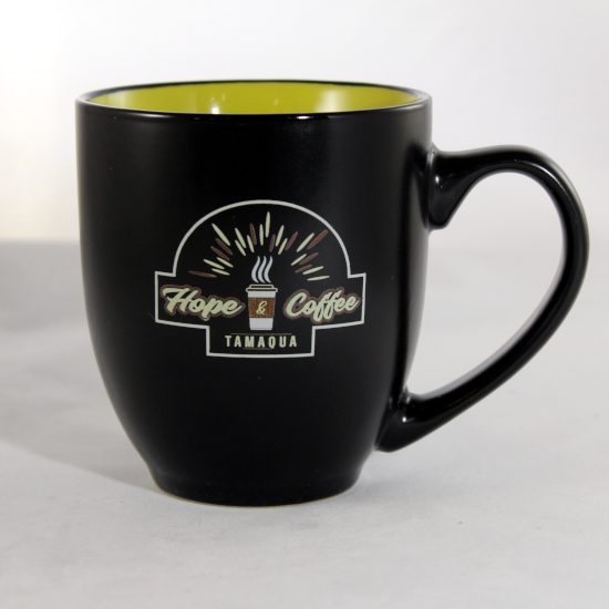 Hope & Coffee Mug