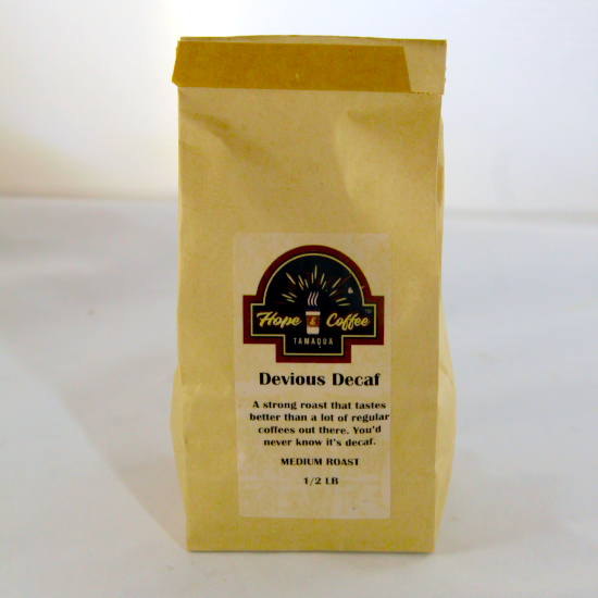 Devious Decaf – Medium Roast