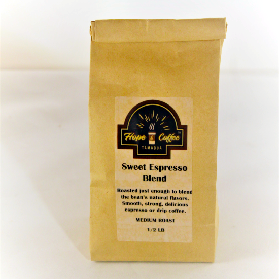 package sweet espresso coffee